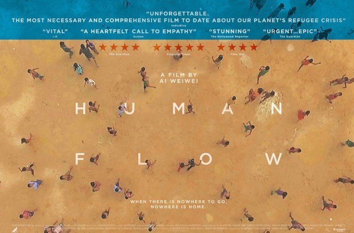 HUMAN-FLOW-UK-Quad-Poster