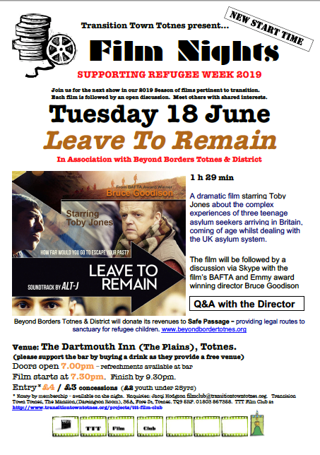 leave to remain 2