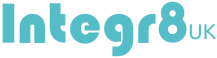 Integr8 Logo Aqua PNG